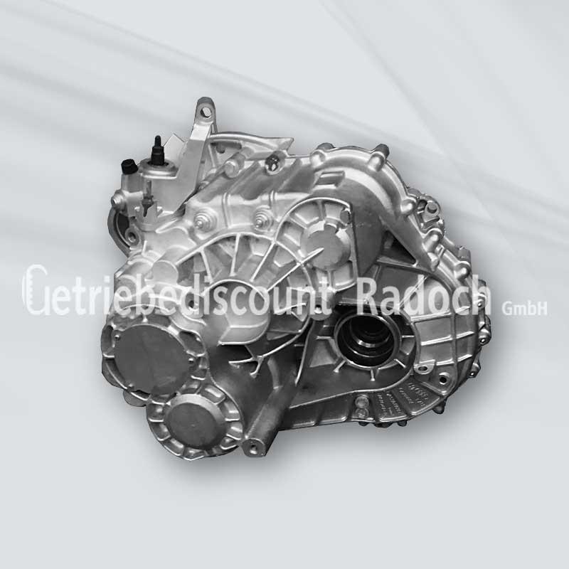 Getriebe VW T5 2.5 TDI Synchro, 6 Gang, ohne Winkelantrieb - HNE