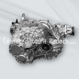 Getriebe VW T5 2.5 TDI Synchro, 6 Gang, mit Winkelantrieb - JKU