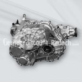 Getriebe VW T5 2.5 TDI Synchro, 6 Gang, mit Winkelantrieb - KCK