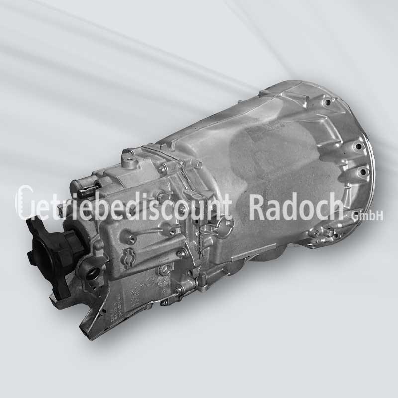 Getriebe Mercedes Sprinter 219 CDI, 6-Gang, 2009-2013 - 711.660
