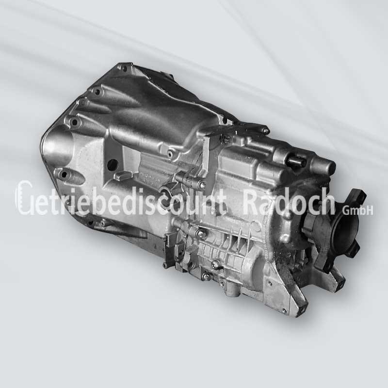 Getriebe Mercedes Sprinter 216 CDI, 6 Gang, 2009-2013 - 711.651