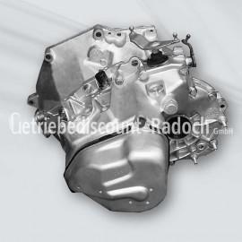 Getriebe Peugeot Bipper