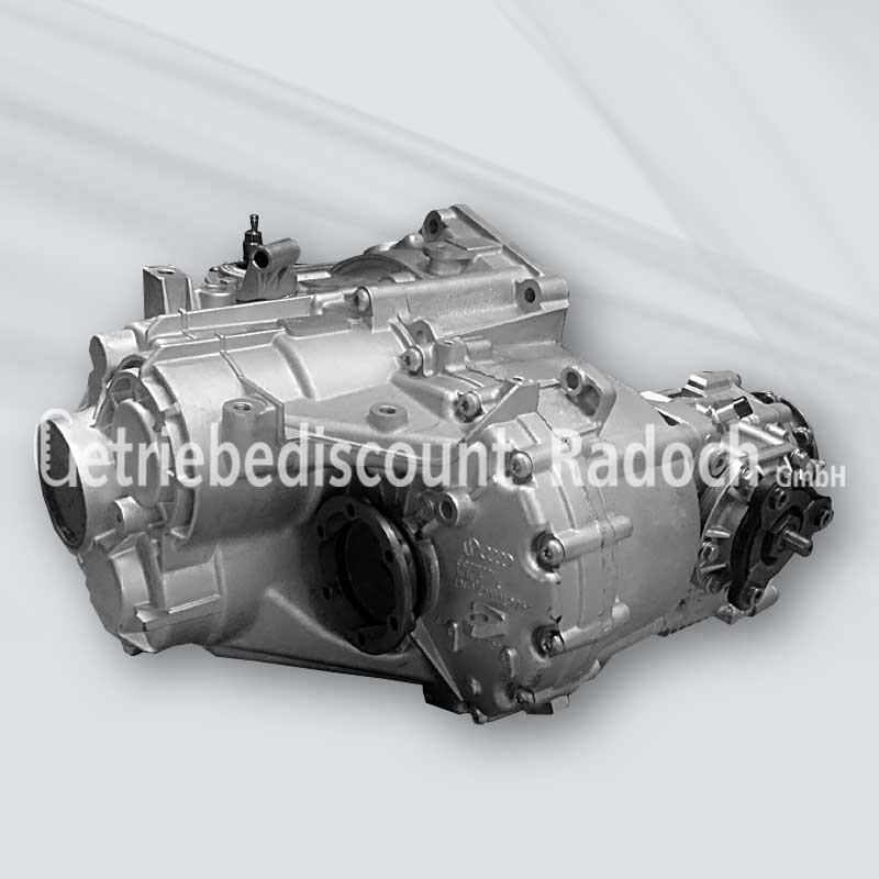 Getriebe Audi TT Coupe, 1.8 Benzin Turbo Quattro, 6 Gang - FZP