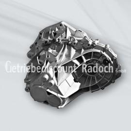 Getriebe Renault Megane, 1.5 DCI, 6 Gang - TL4040