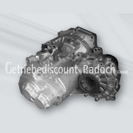 Getriebe Audi TT Coupe, 1.8 TFSI, 6 Gang - KVT