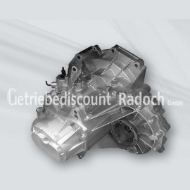 Getriebe Skoda Rapid