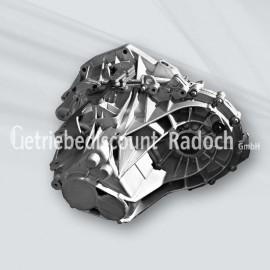 Getriebe Dacia Lodgy