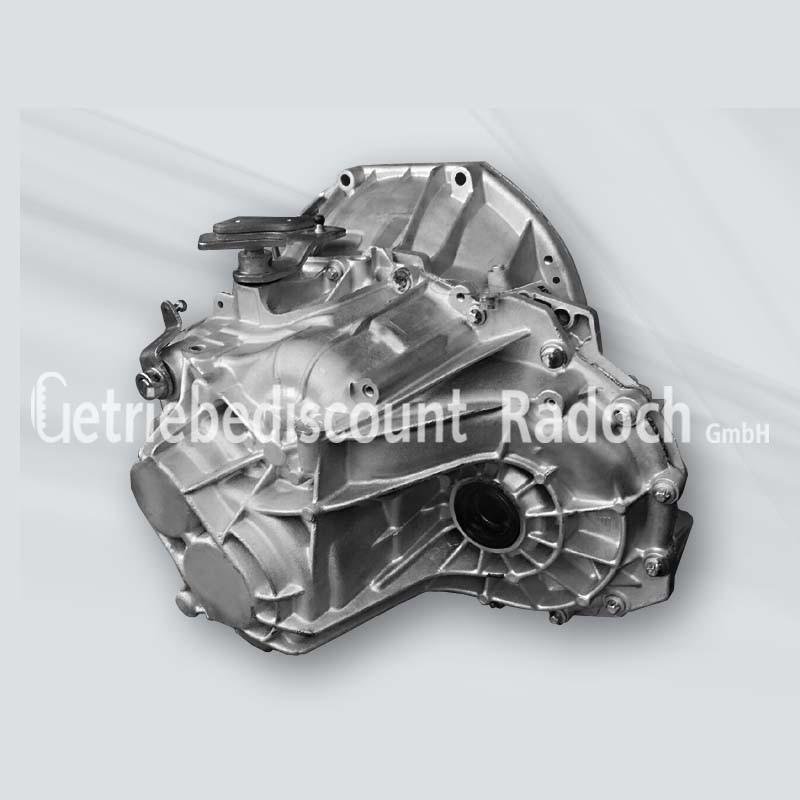 Getriebe Renault Megane