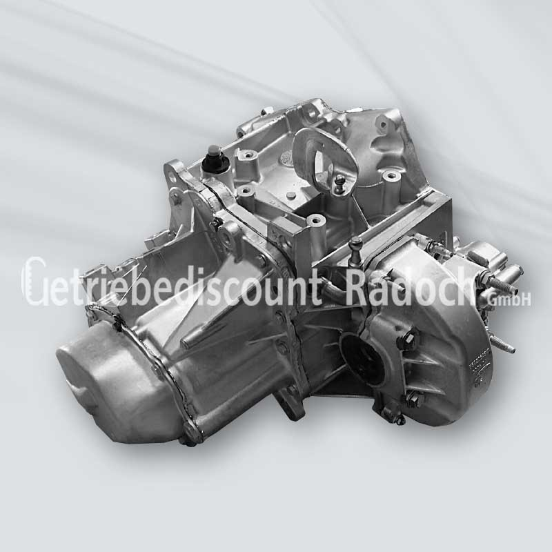 Getriebe Fiat Scudo