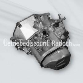 Getriebe Peugeot 206+