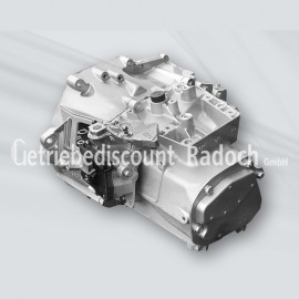 Getriebe Peugeot 5008