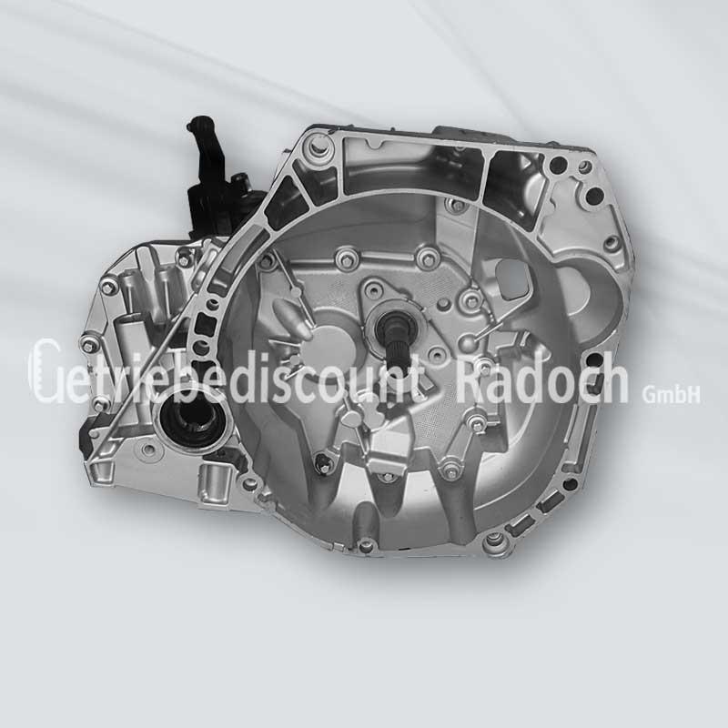 Getriebe Renault Modus